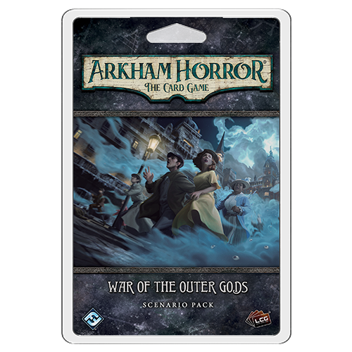 War of the Outer Gods Arkham Horror The Card Game -  Fantasy Flight Games