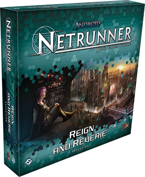 Netrunner: Reign and Reverie Shaper and Jinteki Cards