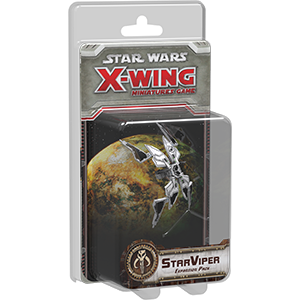 X-Wing: Starviper - Fantasy Flight Games