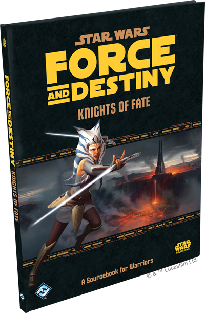 Star Wars: RPG - Knights of Fate