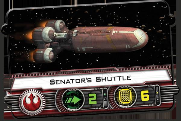Image result for x wing senators shuttle