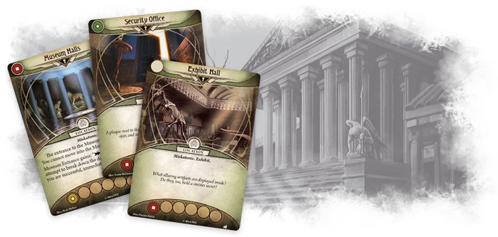 The Miskatonic Museum Mythos Pack