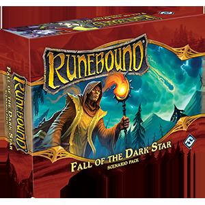 Fall of the Dark Star Scenario Pack: RuneBound 3rd Edition -  Fantasy Flight Games