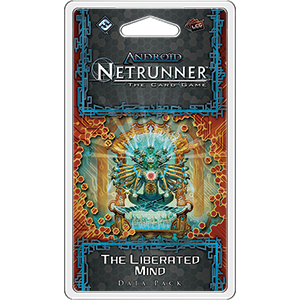 The Liberated Mind Data Pack: Netrunner LCG -  Fantasy Flight Games