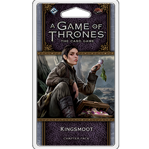 Kingsmoot Chapter Pack: AGOT LCG 2nd Ed -  Fantasy Flight Games