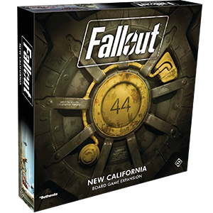 New California: Fallout -  Fantasy Flight Games