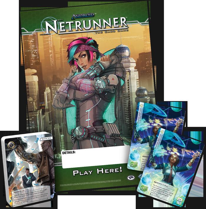 Summer 2016 Android: Netrunner Tournament Kit