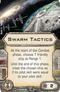 [X-wing] FAQ, erratas & Règles de tournois Swarm-tactics