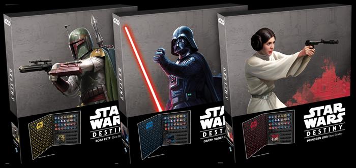 Star Wars: Destiny - Binders
