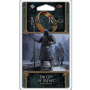 City of Ulfast Adventure Pack: LOTR LCG -  Fantasy Flight Games