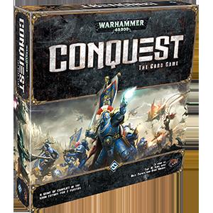 Warhammer 40,000: Conquest ™