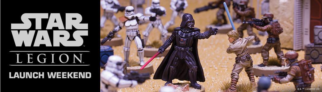 Star Wars: Legion Launch Weekend