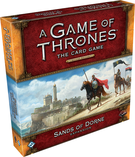 A Game of Thrones: Sands of Dorne - Martell