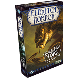 Eldritch Horror: Forsaken Lore (T.O.S.) -  Fantasy Flight Games