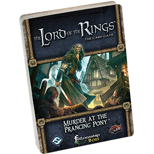 Murder at the Prancing Pony Standalone Quest: LOTR LCG (T.O.S.) -  Fantasy Flight Games