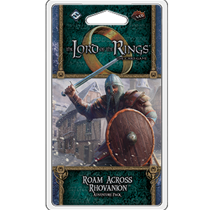 Roam Across Rhovanion Adventure Pack: Lord of the Rings LCG -  Fantasy Flight Games