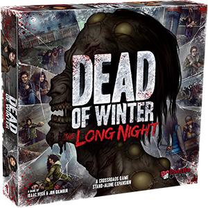Dead of Winter: The Long Night (T.O.S.) -  Fantasy Flight Games
