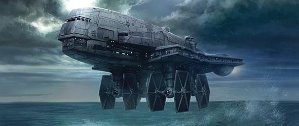 Imperial Assault Carrier Fantasy Flight Games