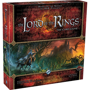 Lord of the Rings LCG Core Set -  Fantasy Flight Games
