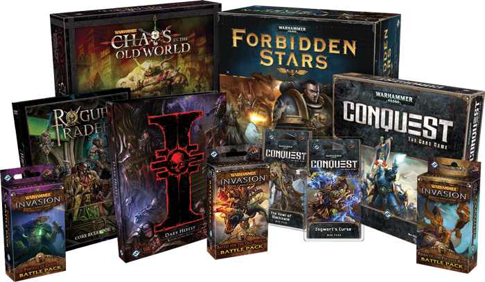 Games Workshop Y Fantasy Flight Se Separan