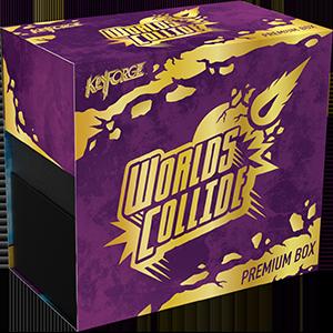 Worlds Collide KeyForge Premium Box -  Fantasy Flight Games