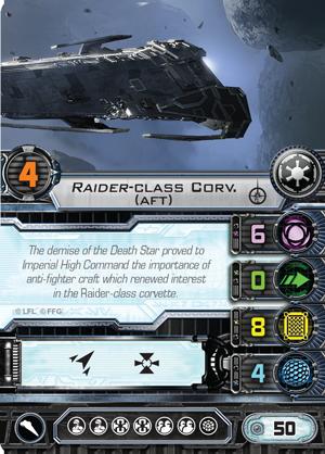 [Epic] IMPERIAL RAIDER  - NEWS !!! ONLY !!! Raider-class-corv-aft