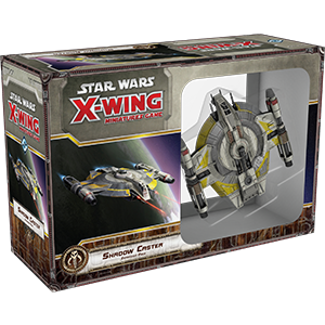 Shadow Caster Expansion Pack: Star Wars X-Wing  -  Fantasy Flight Games