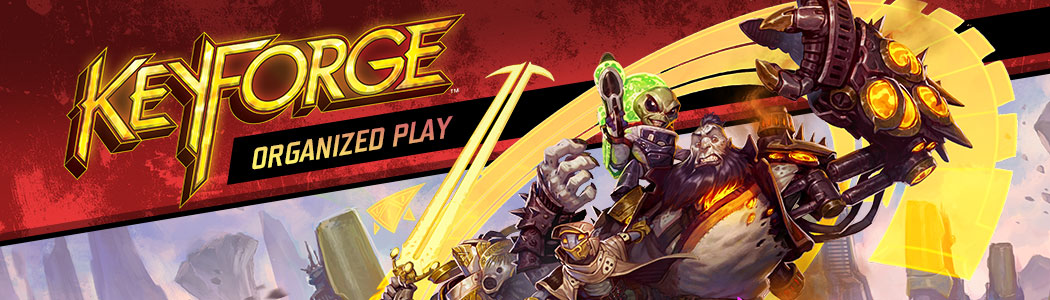 Image result for keyforge organized play