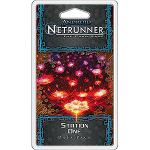 Station One Data Pack: Netrunner LCG. -  Fantasy Flight Games
