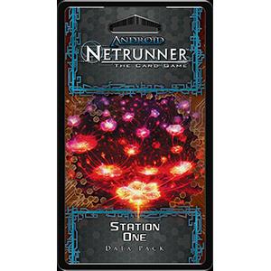 Station One Data Pack: Netrunner LCG. - Fantasy Flight Games