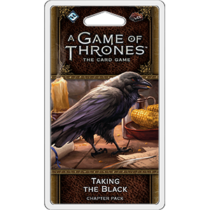Taking the Black Chapter Pack -  Fantasy Flight Games