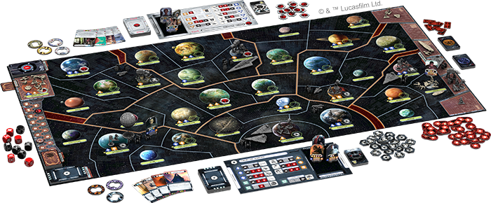 STAR WARS™: Rebellion - Fantasy Flight Games