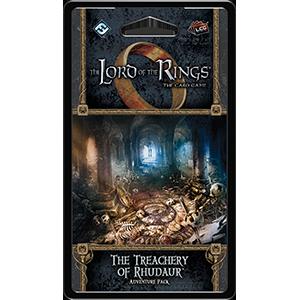 LOTR LCG: the Treachery of Rhudaur - Fantasy Flight Games