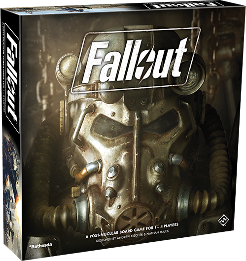 Watch A Demo Of The Fallout Board Game