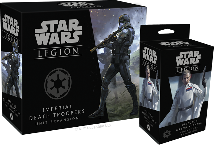 Star Wars Legion - Imperial Expansions