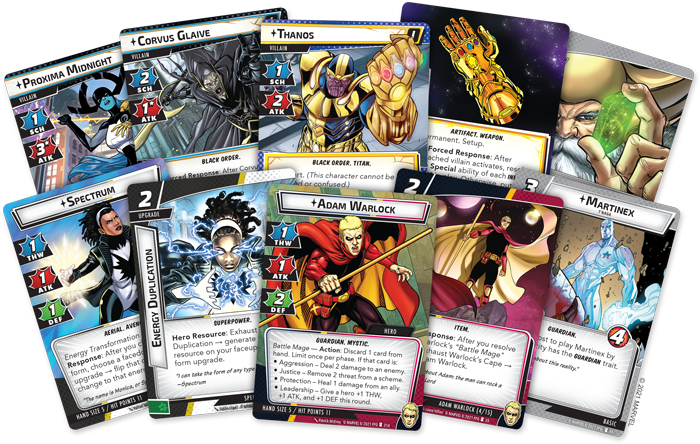 The Mad Titan's Shadow - Fantasy Flight Games