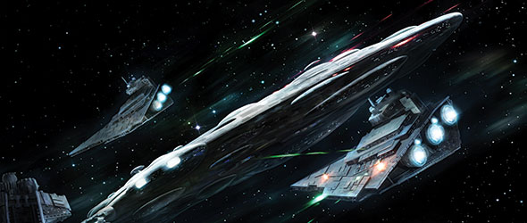 Imperial Class Star Destroyer Expansion Pack Fantasy