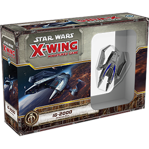 X-Wing: IG-2000 - Fantasy Flight Games