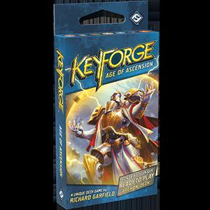 Age of Ascension Deck: KeyForge -  Fantasy Flight Games