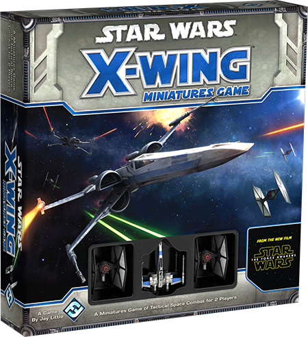 X-Wing The Force Awakens Starter Set