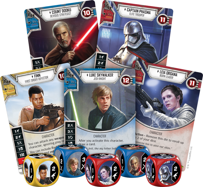 Image result for Star Wars Destiny