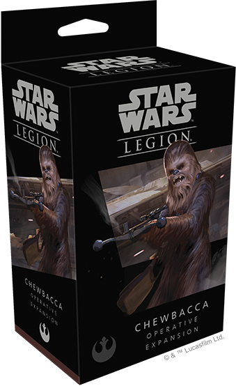 Star Wars Legion: Chebacca Expansion Preview