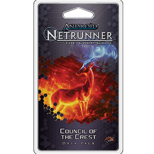 Council of the Crest Data Pack: Android Netrunner LCG -  Fantasy Flight Games