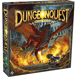 DungeonQuest Revised Edition ™