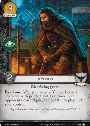 [JCE/LCG] Le Trône de Fer/A Game of Thrones 2nd Edition - Page 6 Yoren