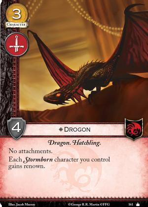 Spoils de la V2 Drogon