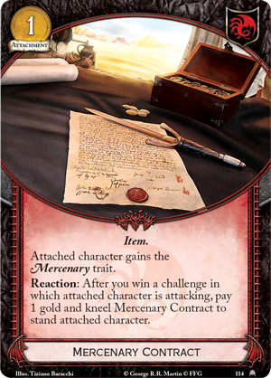 [King's Landing] Long May He Reign - Chap 6 Gt51_mercenary-contract