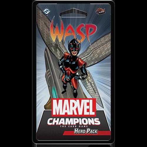 Wasp Hero Pack Marvel Champions  -  Fantasy Flight Games
