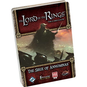 Siege of Annuminas Standalone Quest: LOTR LCG -  Fantasy Flight Games