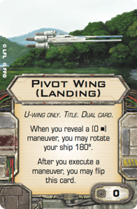 [X-Wing] Komplette Kartenübersicht - Seite 2 Swx62-pivot-wing-landing